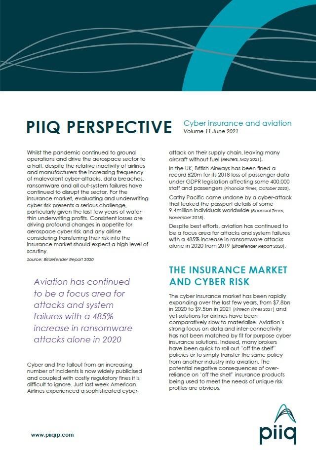 Piiq Perspective Volume 11